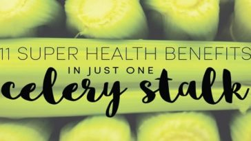 Celery – A Heart Healthy Veggie with Enormous Benefits for Our Overall Health