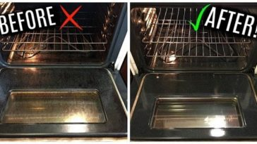 How to Clean a Filthy Oven Without Toxic Products